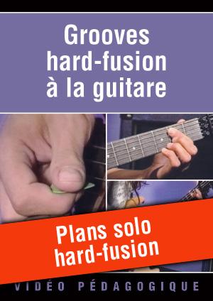 Plans solo hard-fusion