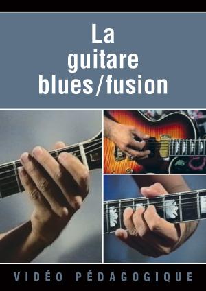 La guitare blues/fusion