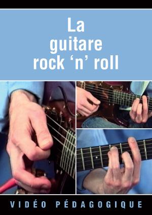 La guitare rock 'n' roll