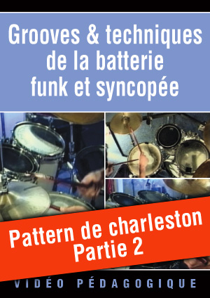 Pattern de charleston - Partie 2
