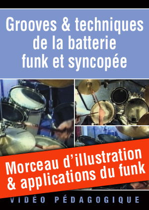 Morceau d'illustration & applications du funk