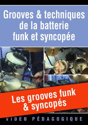 Les grooves funk & syncopés