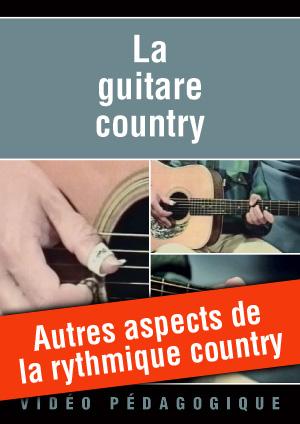 Autres aspects de la rythmique country