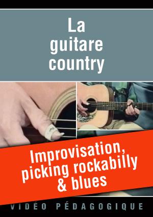 Improvisation, picking rockabilly & blues