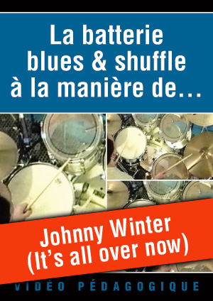 Johnny Winter (It's all over now)