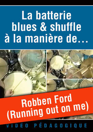 Robben Ford (Running out on me)