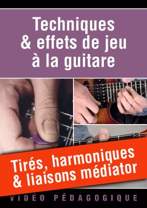 Tirés, harmoniques & liaisons médiator
