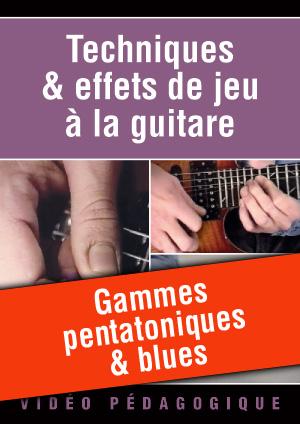 Gammes pentatoniques & blues