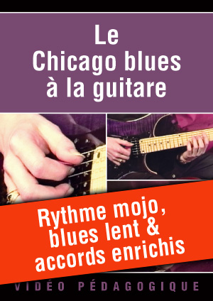 Rythme mojo, blues lent & accords enrichis