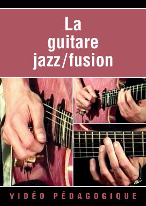 La guitare jazz/fusion