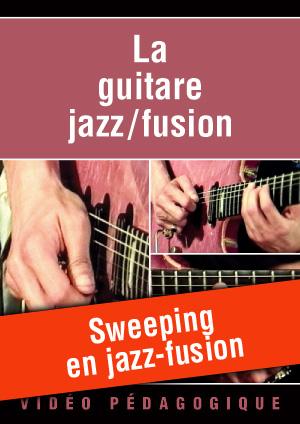 Sweeping en jazz-fusion