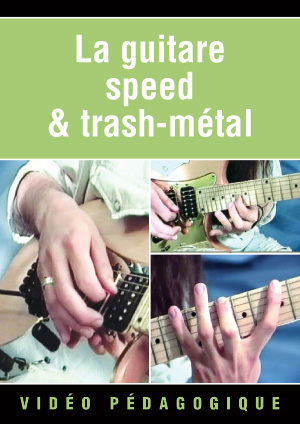 La guitare speed & trash-métal