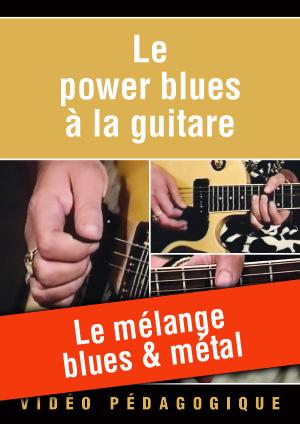 Le mélange blues & métal