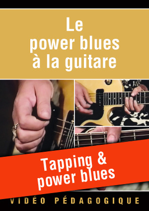 Tapping & power blues
