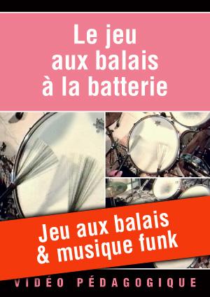 Jeu aux balais & musique funk