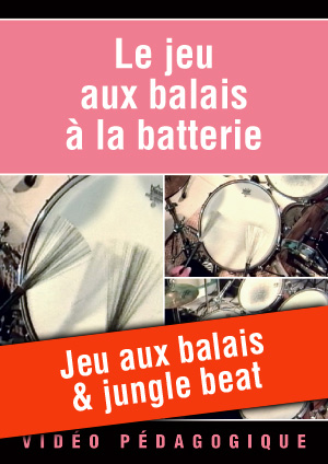 Jeu aux balais & jungle beat
