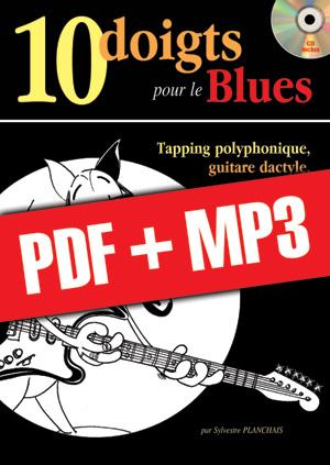 10 doigts pour le blues (pdf + mp3)