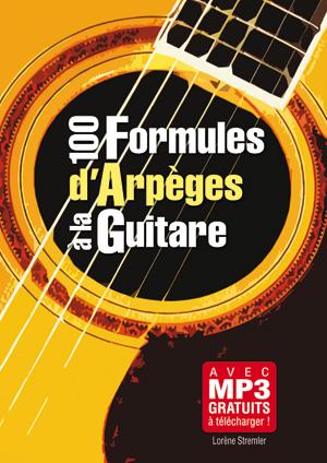 100 formules d'arpèges à la guitare