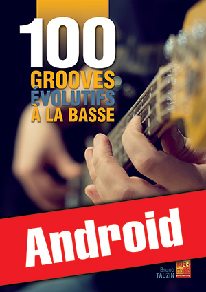 100 grooves évolutifs à la basse (Android)
