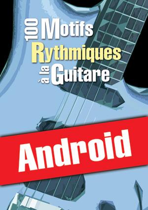 100 motifs rythmiques à la guitare (Android)