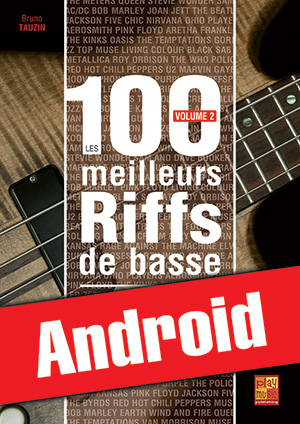 Les 100 meilleurs riffs de basse - Volume 2 (Android)