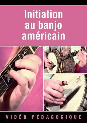 Initiation au banjo américain