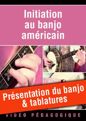 Présentation du banjo & tablatures