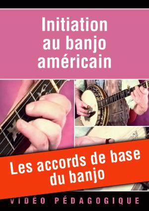 Les accords de base du banjo