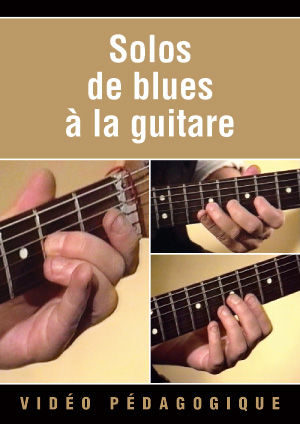 Solos de blues à la guitare