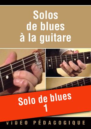Solo de blues n°1