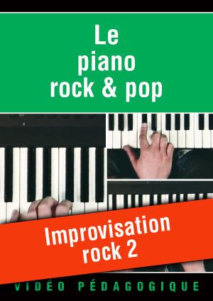 Improvisation rock n°2