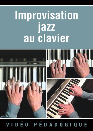 Improvisation jazz au clavier