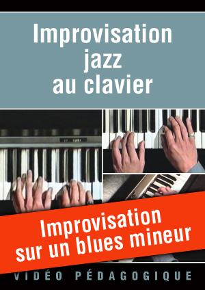 Improvisation sur un blues mineur