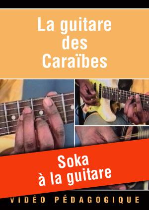 Soka à la guitare