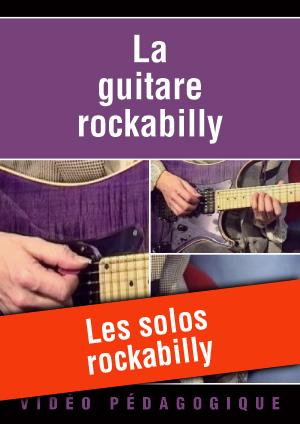 Les solos rockabilly