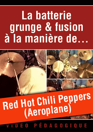 Red Hot Chili Peppers (Aeroplane)
