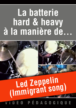 Led Zeppelin (Immigrant song)