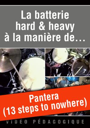 Pantera (13 steps to nowhere)