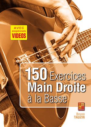 150 exercices main droite à la basse