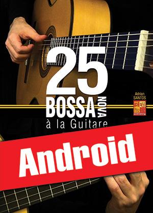 25 bossa nova à la guitare (Android)