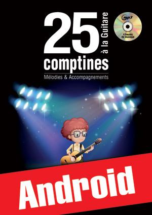 25 comptines à la guitare (Android)