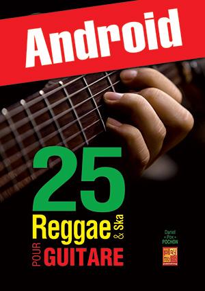 25 reggae & ska pour guitare (Android)