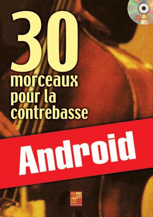 30 morceaux pour la contrebasse (Android)