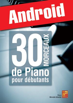 30 morceaux de piano pour débutants (Android)