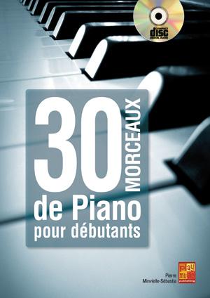 30 morceaux de piano pour débutants