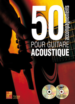 50 accompagnements pour guitare acoustique