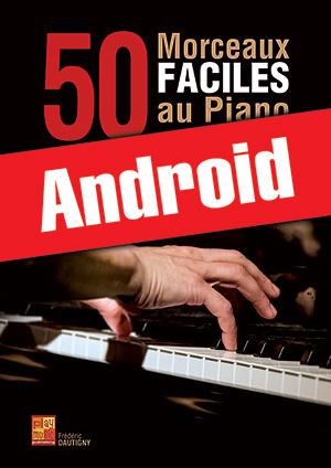 50 morceaux faciles au piano (Android)