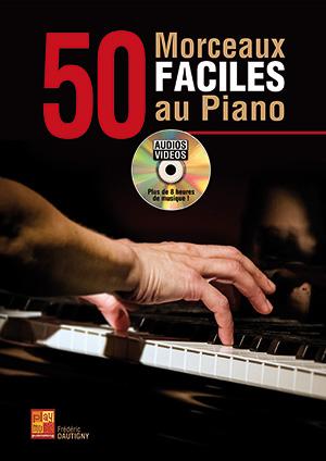 50 morceaux faciles au piano