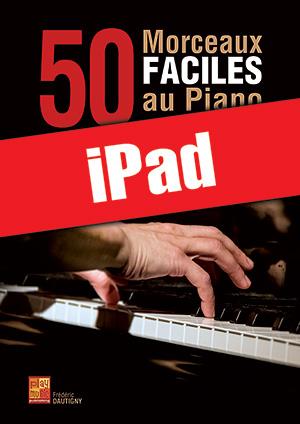 50 morceaux faciles au piano (iPad)