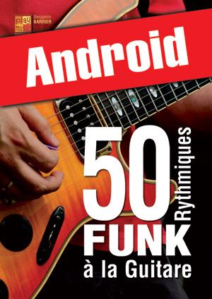 50 rythmiques funk à la guitare (Android)